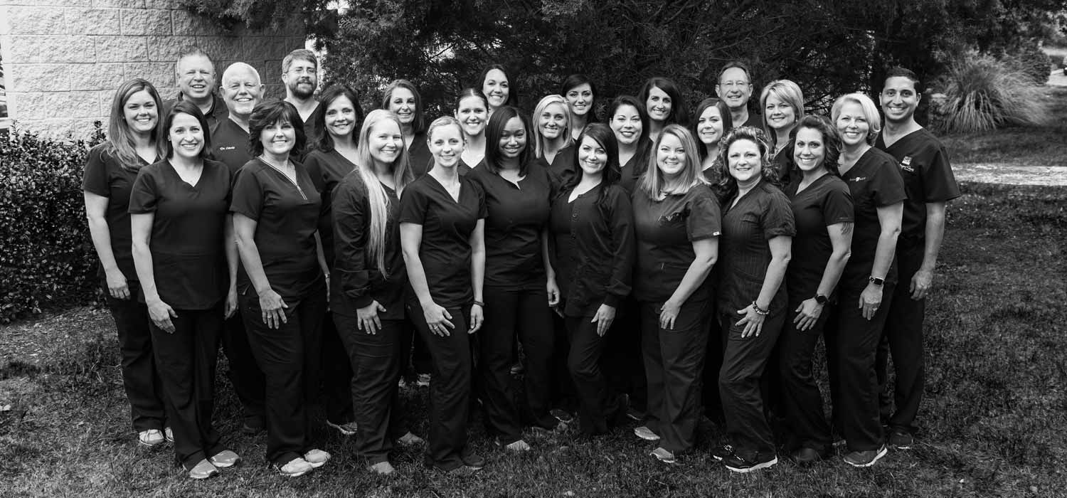 Shallowford Family Dental Group staff